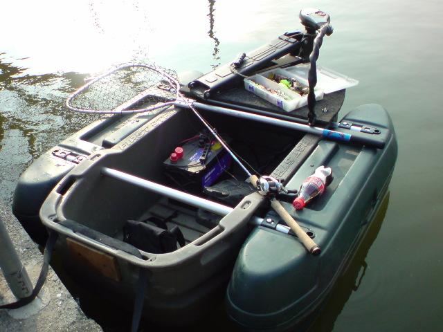 20091031フロートボート