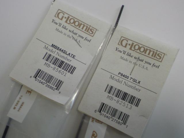 G-Loomis MB844SLATE P8400GLX